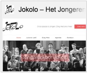 Jongerenkoor Jokolo Nijmegen